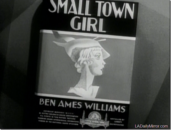 Sept. 12, 2015, Small Town Girl