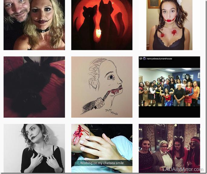 Oct. 31, 2015, Halloween