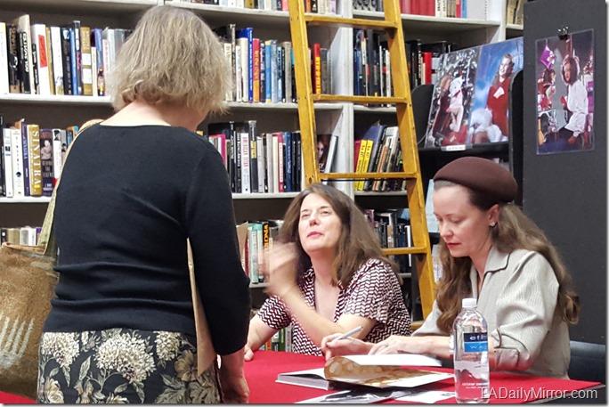 Nov. 7, 2015, Book Signing
