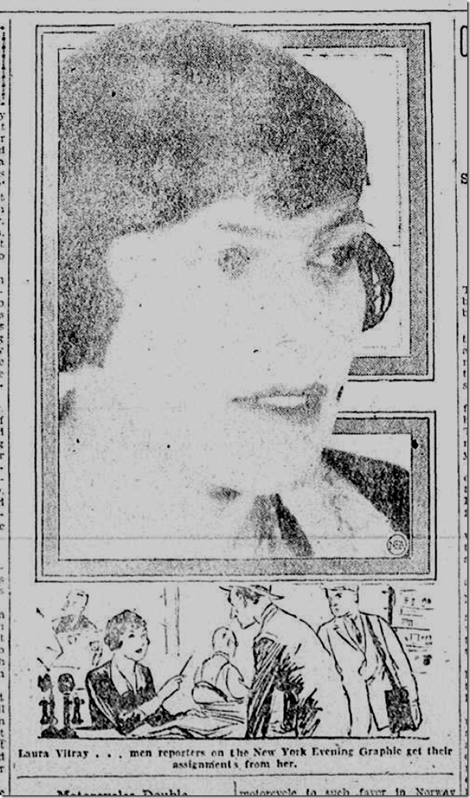 Laura Vitray