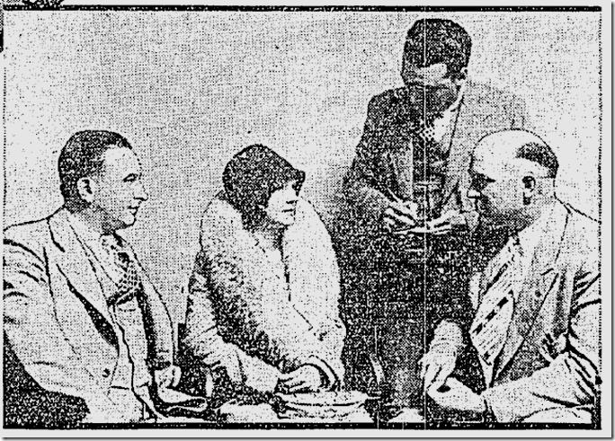 Hazel Glab, Ogden Standard Examiner, May 19, 1935