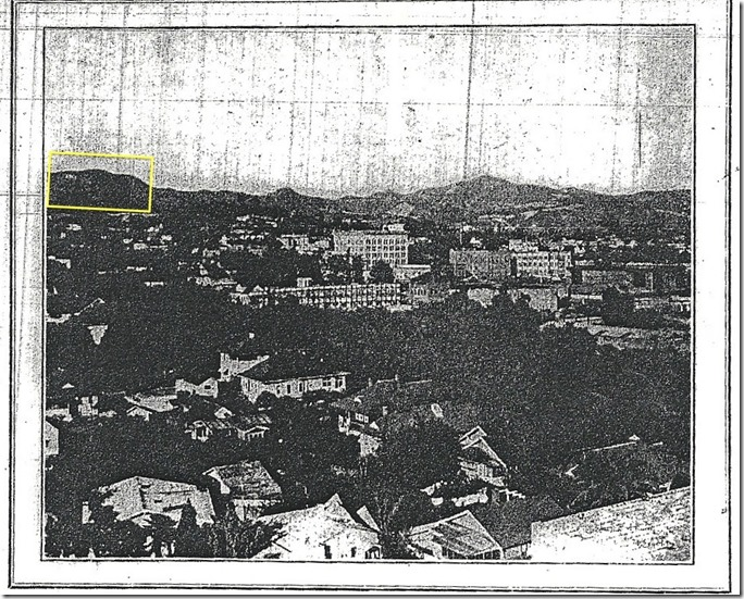Nov. 1923 Holly Leaves Mt. Lee No Sign rotate