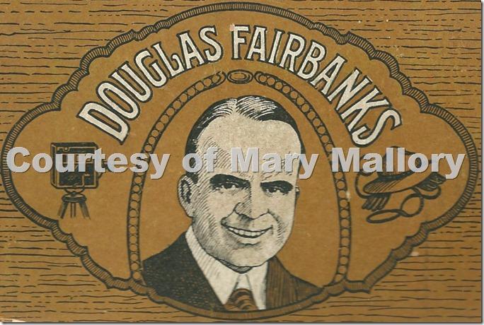 Fairbanks Cigar Box