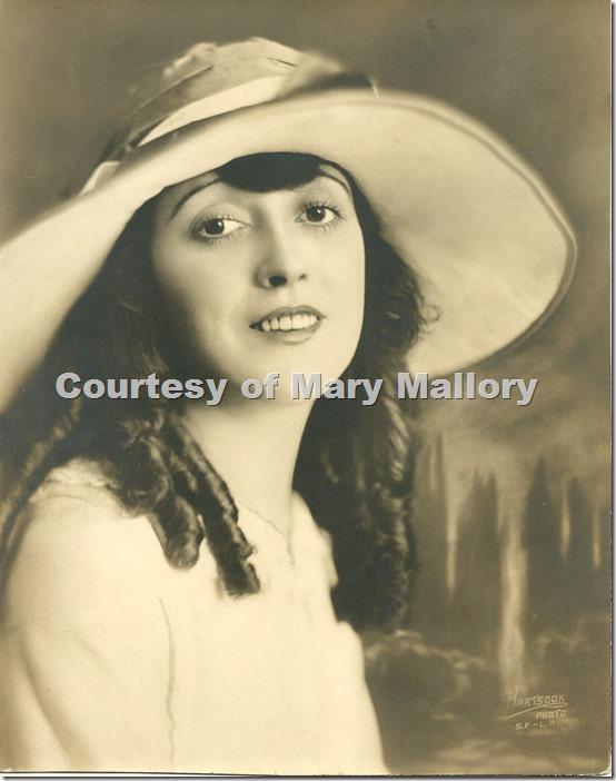Mabel Normand Hartsook