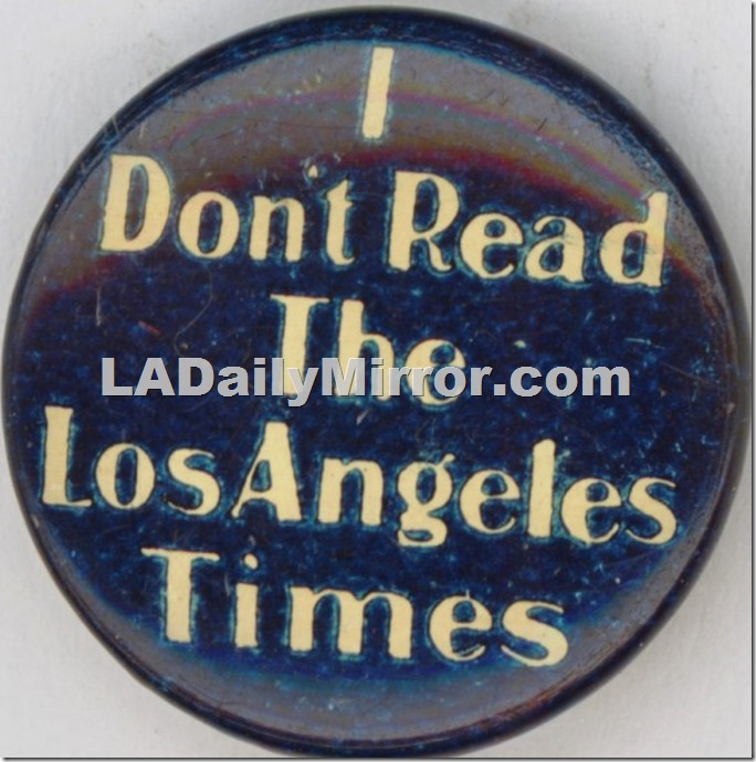 I don't read the Los Angeles Times