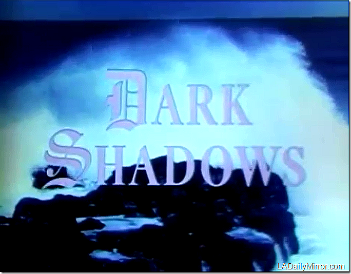 'Dark Shadows'