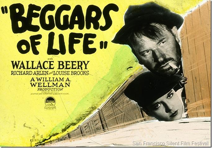 Beggars of Life.Glass Slide WEB