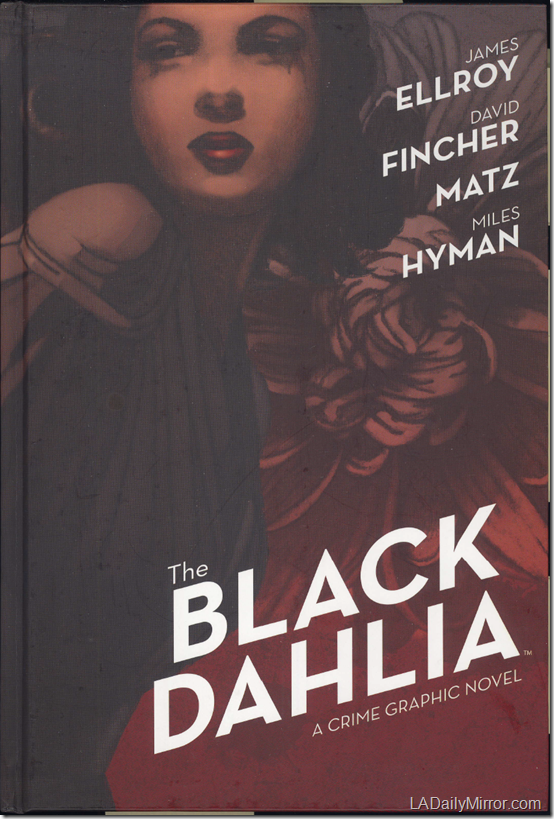 Black Dahlia cover
