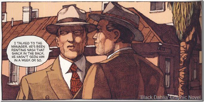Black Dahlia Graphic Novel