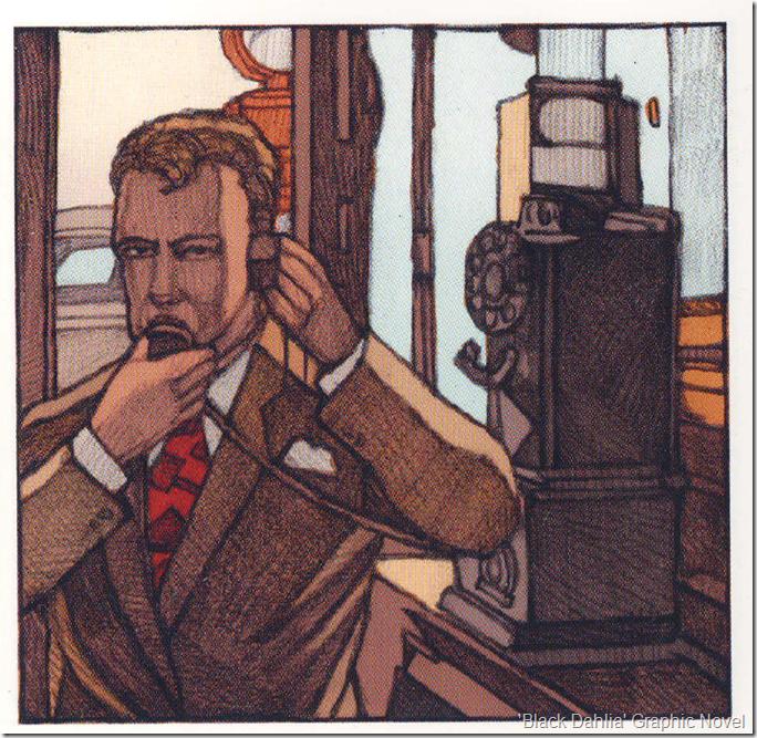 'Black Dahlia' Graphic Novel