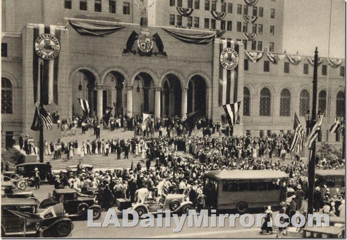 1932 Olympics, City Hall