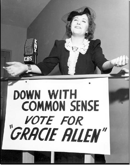 Gracei for President
