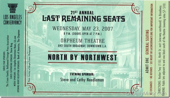last_remaining_seats_ticket_North_by_Northwest_2007_0523