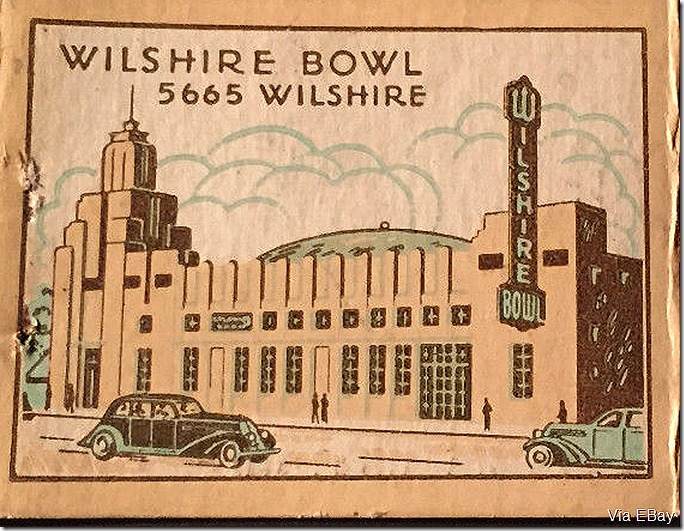 wilshire_bowl_matchbook_cover
