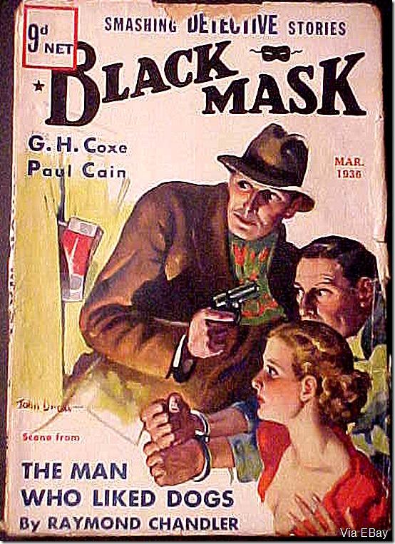 Black Mask 1936