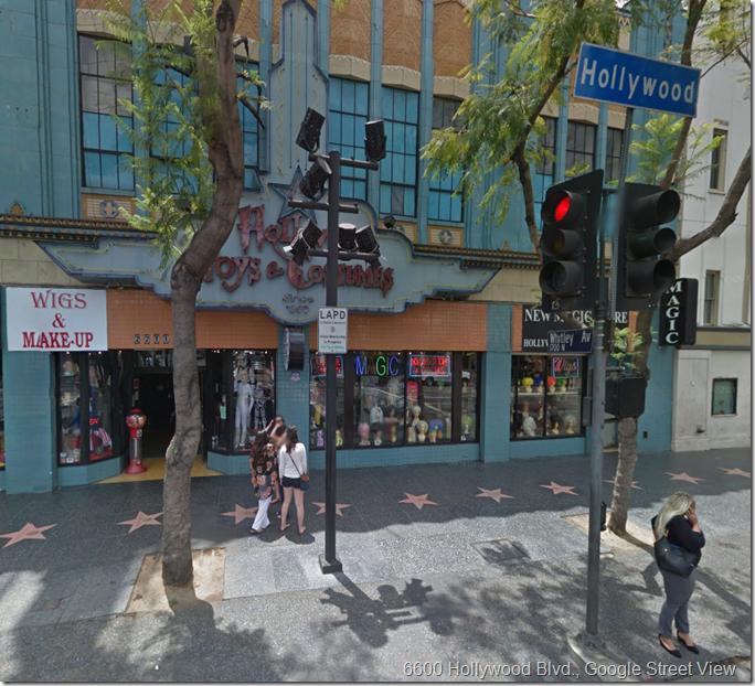 6600 Hollywood Blvd.