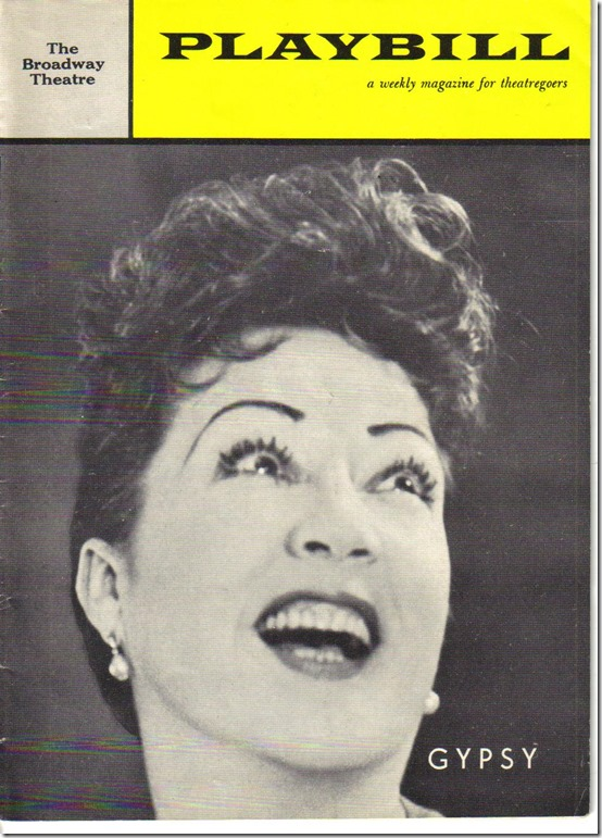 Gypsy--Ethel Merman