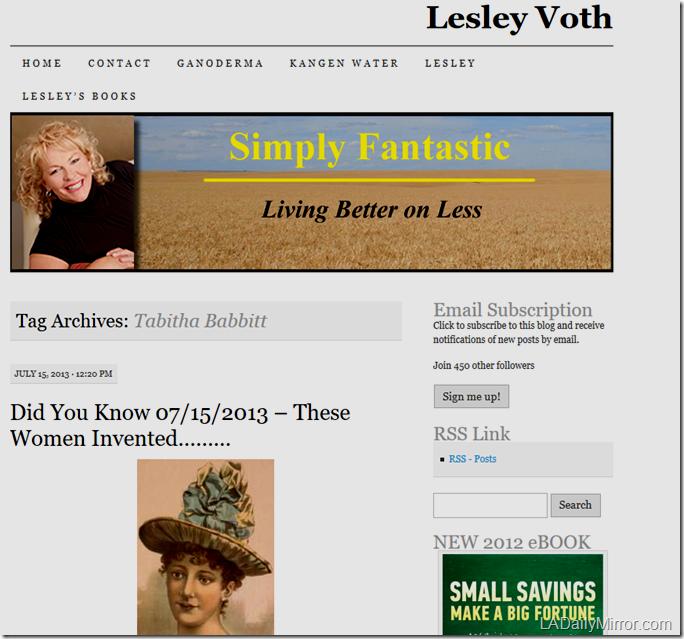 Lesley Voth