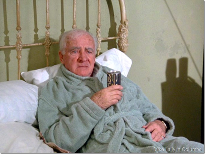 Mike Lally in Columbo