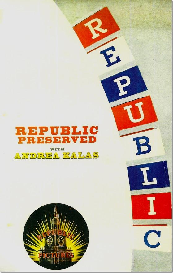 Republic Program TCMFF