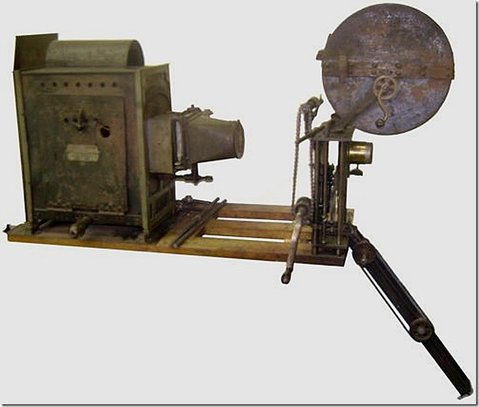 Selig Polyscope Projector