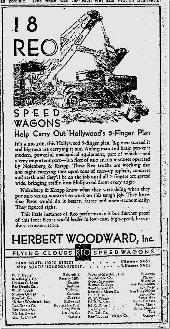 Aug. 10, 1930, Reo Speedwagon