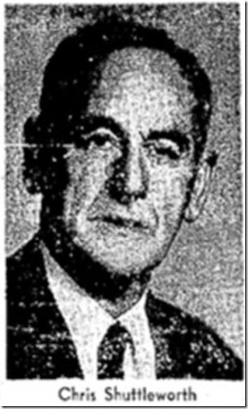 Chris Shuttleworth El paso Herald 1953