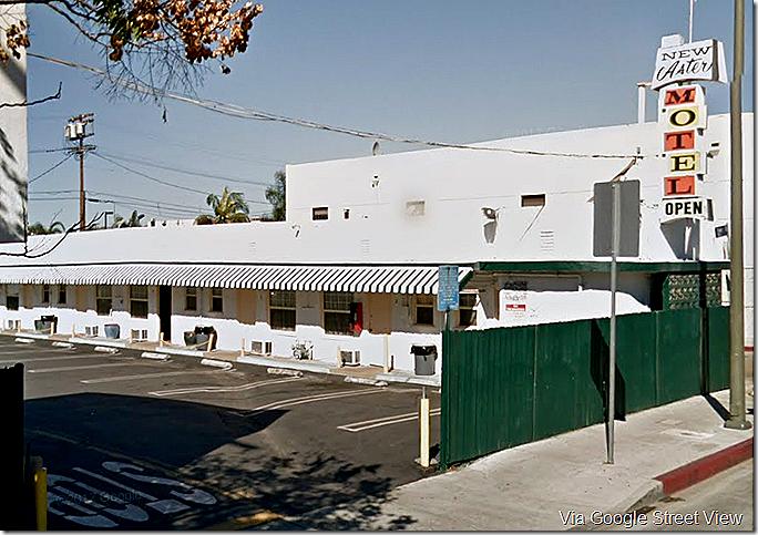 New Aster Motel, Figueroa