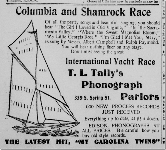 Dec. 17, 1899, Thomas Talley