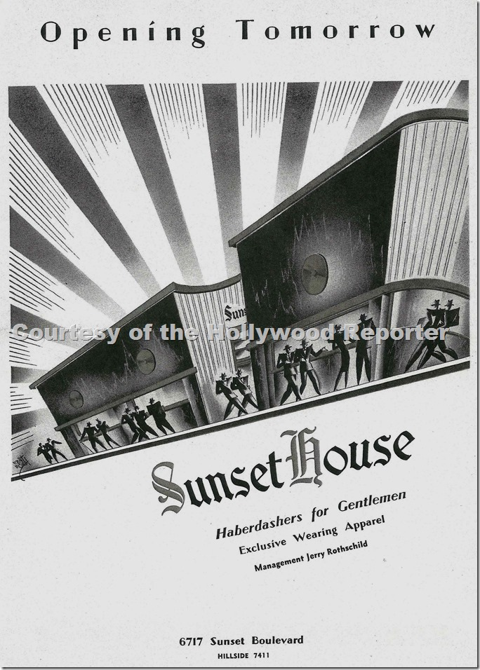 Sunset House
