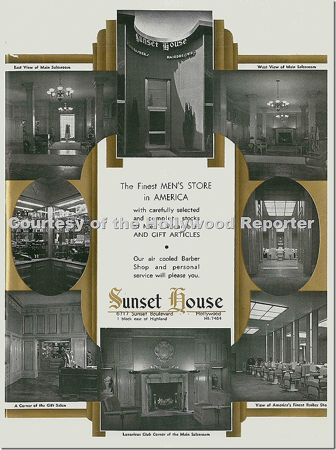 Sunset House Photo Ad copy