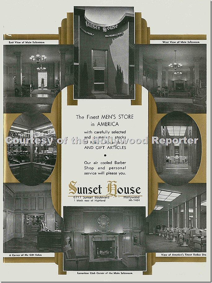 Sunset House Photo Ad copy