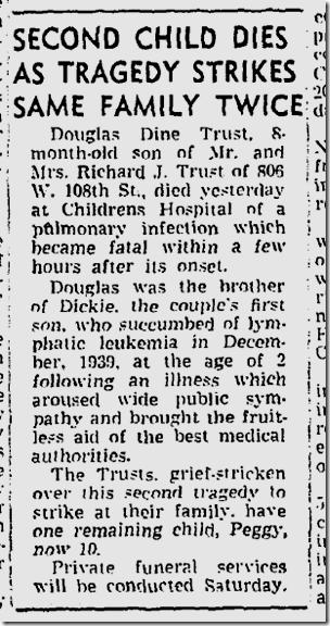 Jan. 2, 1947, Douglas Trust