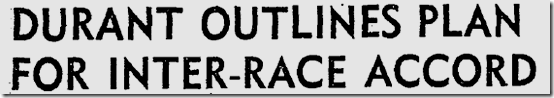 Jan. 5, 1947, Will Durant
