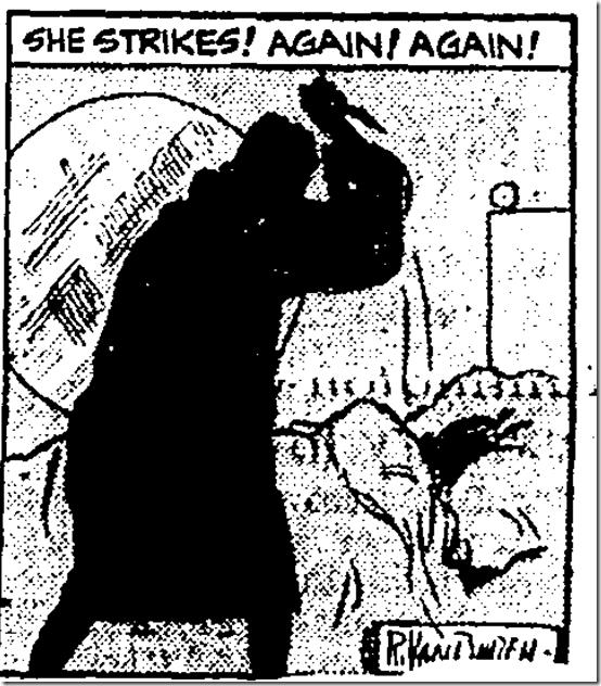 Aggie Mack, Jan. 6, 1947