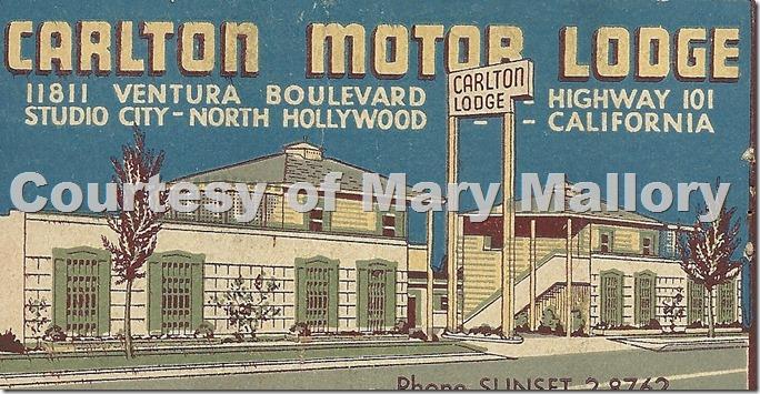 Carlton Motor Lodge