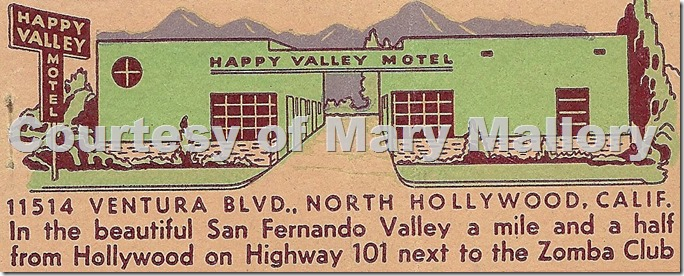 Happy Valley Motel