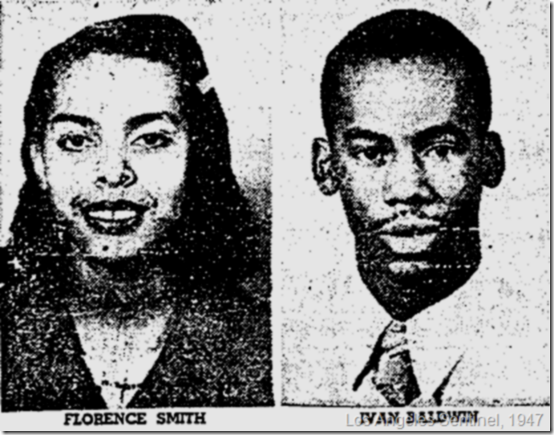 Jan. 9, 1947, Jefferson High Students