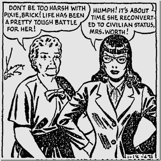 Jan. 18, 1947, Comics