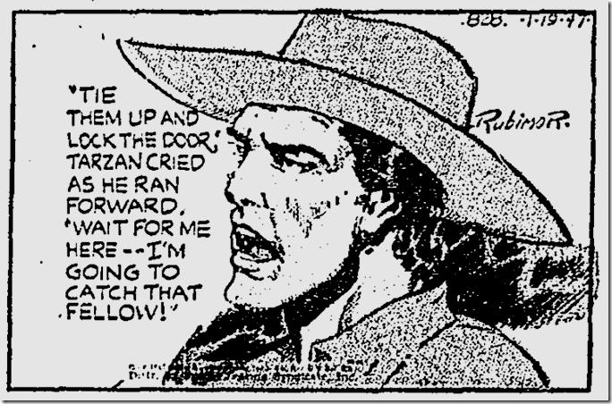 Jan, 19, 1947, Tarzan