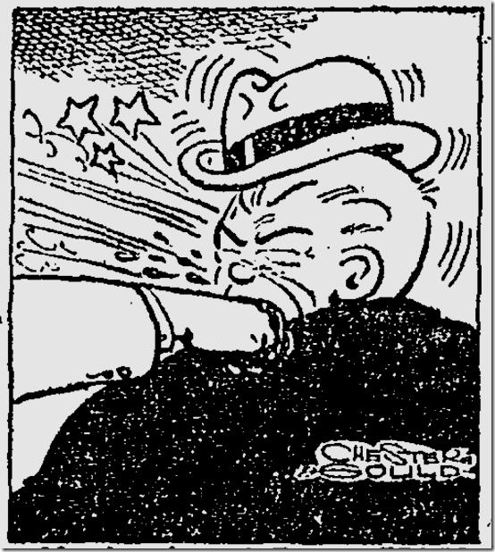 Jan. 22, 1947, comics
