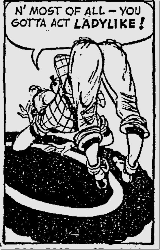 Jan. 25, 1947, Comics