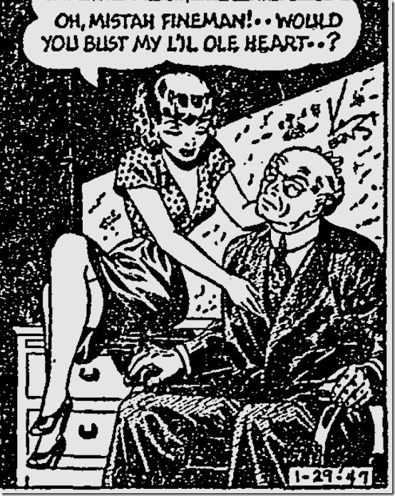 Jan. 29, 1947, comics