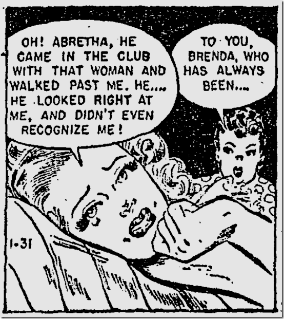 Jan. 31, 1947, Comics