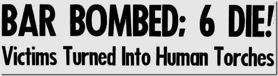 Mecca Bombing, 1957.