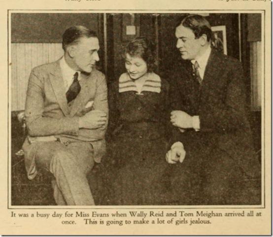 Delight Evans Wallace Reid Meighan