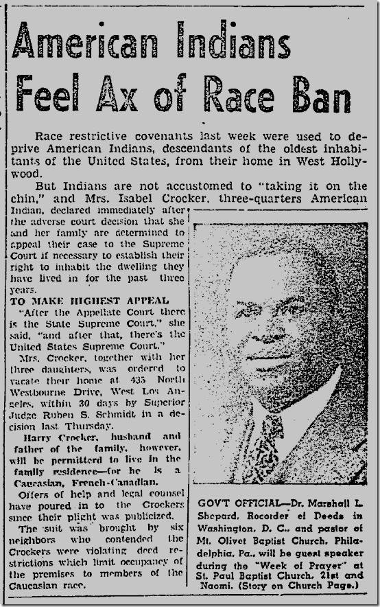 Feb. 13, 1947, L.A. Sentinel