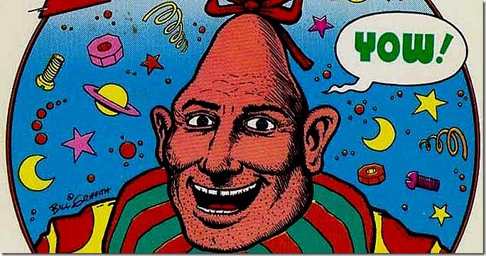 Zippy the Pinhead Yow!