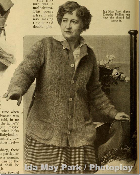 Ida May Park, Photoplay