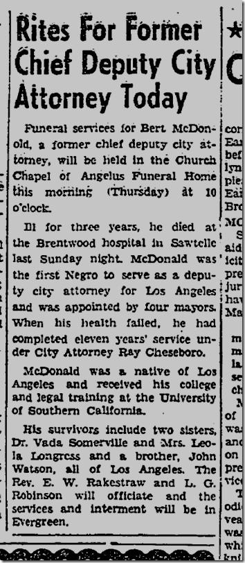 March 13, 1947, L.A. Sentinel